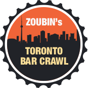 Toronto Bar Crawl Logo