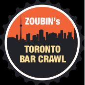 Toronto Bar Crawl Logo