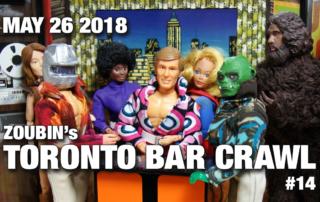 Toronto Bar Crawl #14 poster