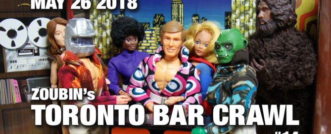 Toronto Bar Crawl #14 poster