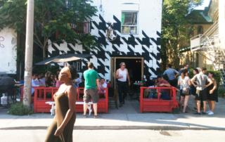 Houndstooth bar toronto grand opening