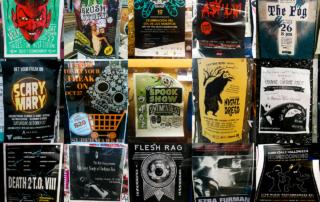 toronto halloween poster roundup 2018